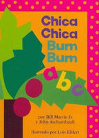 Chica Chica Bum Bum ABC / Chicka Chicka ABC (SPANISH) | ADLE International