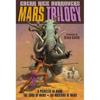 Mars Trilogy: A Princess of Mars / The Gods of Mars / The Warlord of Mars | ADLE International