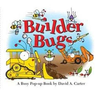 Builder Bugs: A Busy Pop-up Book | ADLE International