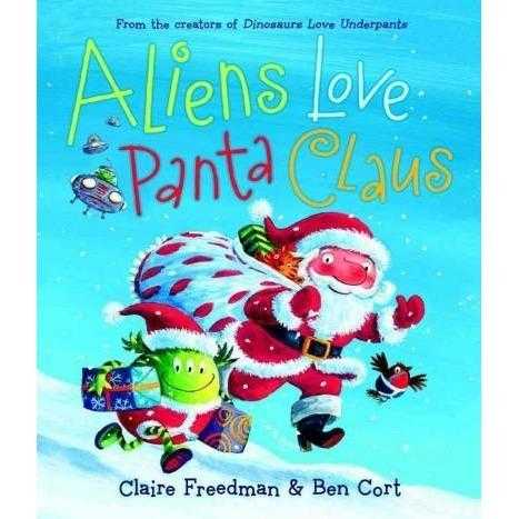 Aliens Love Panta Claus | ADLE International