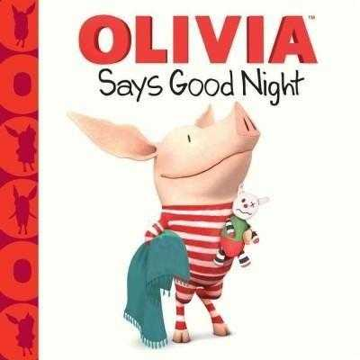 Olivia Says Good Night (Olivia)