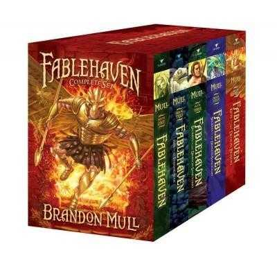 Fablehaven Complete Set (Fablehaven)