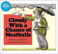 Cloudy With a Chance of Meatballs (A Classic Board Books) | ADLE International