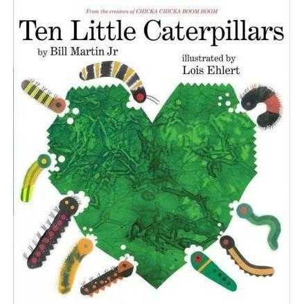 Ten Little Caterpillars | ADLE International