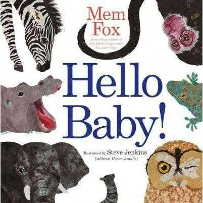 Hello Baby! (Classic Board Book) | ADLE International