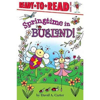 Springtime in Bugland! (Ready-To-Read)