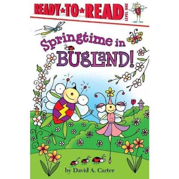 Springtime in Bugland! (Ready-To-Read) | ADLE International