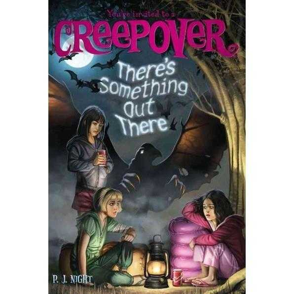 There's Something Out There (You're Invited to a Creepover)