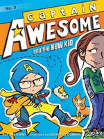 Captain Awesome and the New Kid (Captain Awesome) | ADLE International