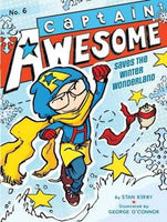 Captain Awesome Saves the Winter Wonderland (Captain Awesome) | ADLE International