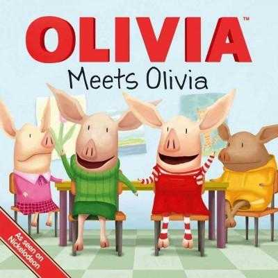 Olivia Meets Olivia (Olivia) | ADLE International