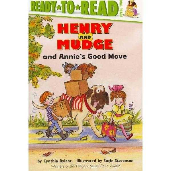 Henry and Mudge Ready-to-read: Henry and Mudge the First Book / Henry and Mudge | ADLE International