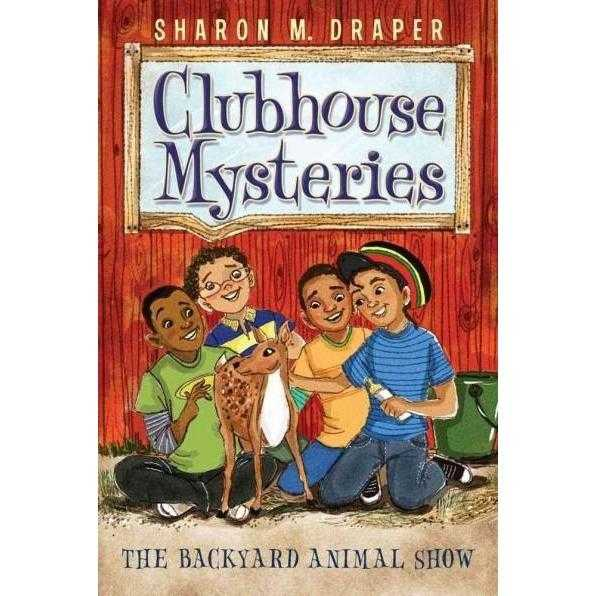 The Backyard Animal Show (Clubhouse Mysteries) | ADLE International