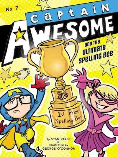 Captain Awesome and the Ultimate Spelling Bee (Captain Awesome) | ADLE International