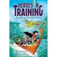 Poseidon and the Sea of Fury (Heroes in Training) | ADLE International