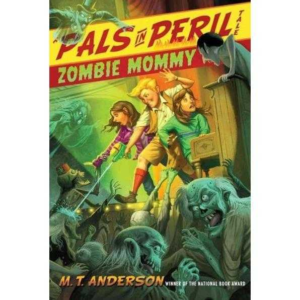 Zombie Mommy (Pals in Peril) | ADLE International