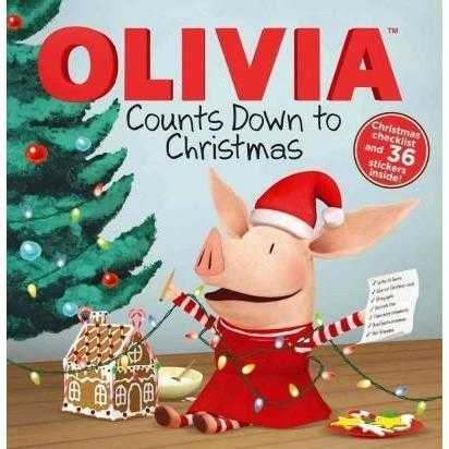 Olivia Counts Down to Christmas (Olivia) | ADLE International
