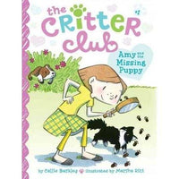 Amy and the Missing Puppy (Critter Club) | ADLE International