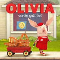 OLIVIA vende galletas / OLIVIA Sells Cookies (SPANISH) (Olivia TV Tie-in) | ADLE International