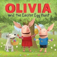 Olivia and the Easter Egg Hunt (Olivia) | ADLE International