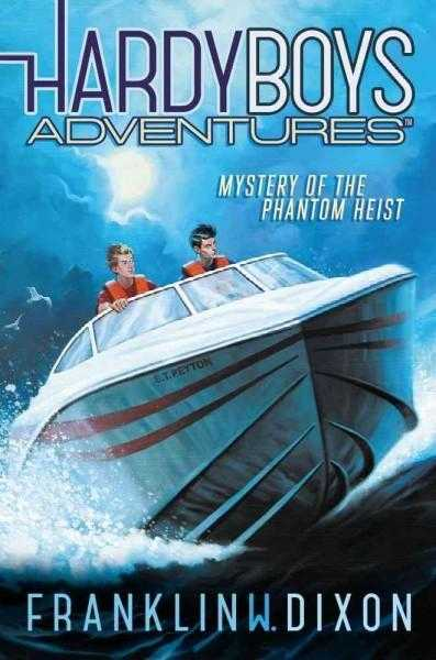 Mystery of the Phantom Heist (Hardy Boys Adventures) | ADLE International