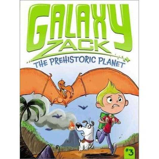 The Prehistoric Planet (Galaxy Zack) | ADLE International