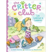 Liz Learns a Lesson (Critter Club) | ADLE International