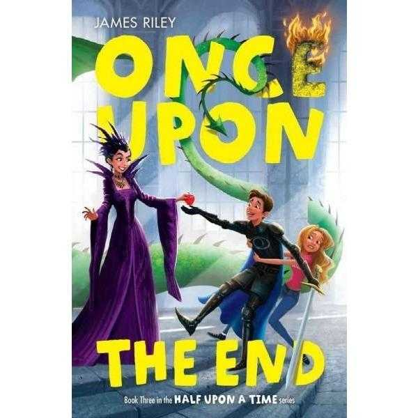 Once upon the End (Half upon a Time) | ADLE International