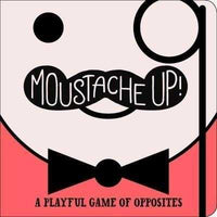 Moustache Up!: A Playful Game of Opposites | ADLE International