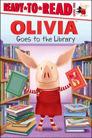 Olivia Goes to the Library (Olivia Ready-to-Read)