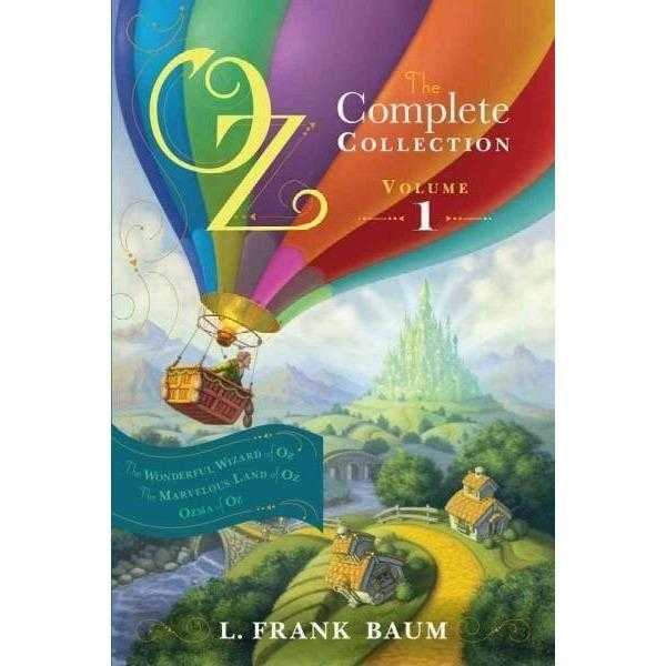 Oz, The Complete Collection, Volume 1: The Wonderful Wizard of Oz / The Marvelous Land of Oz / Ozma of Oz (Oz) | ADLE International