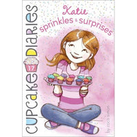 Katie Sprinkles and Surprises (Cupcake Diaries)