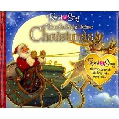 Twas the Night Before Christmas (Record a Story) | ADLE International