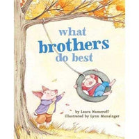 What Brothers Do Best | ADLE International