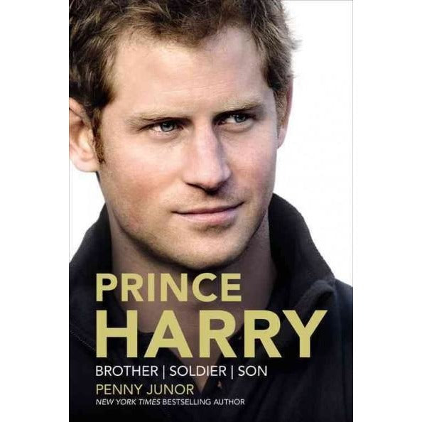 Prince Harry: Brother/Soldier/Son