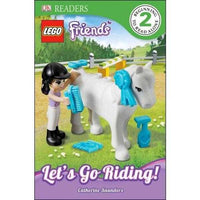 Let's Go Riding! (DK Readers. Lego)