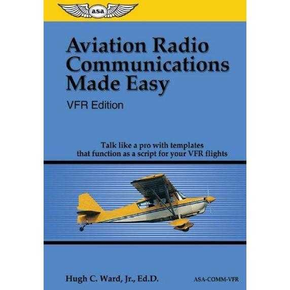 Aviation Radio Communications Made Easy: VFR Edition | ADLE International
