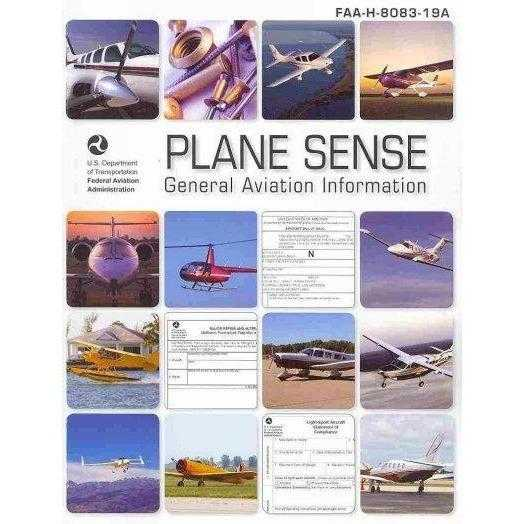 Plane Sense: General Aviation Information 2008 | ADLE International