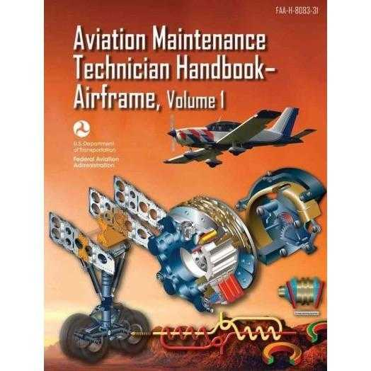 Aviation Maintenance Technician Handbook - irframe: FAA-H-8083-31 (FAA Aviation Maintenance