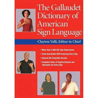 The Gallaudet Dictionary of American Sign Language | ADLE International