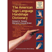 The American Sign Language Handshape Dictionary | ADLE International