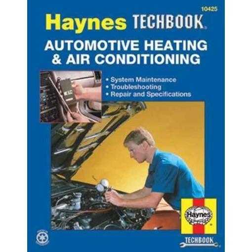 Automotive Heating & Air Conditioning Systems Manual (Haynes Techbook) | ADLE International
