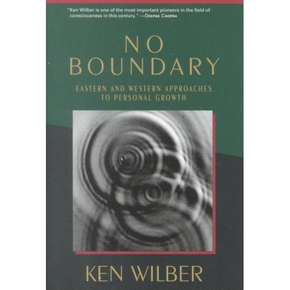 No Boundary: Eastern and Western Approaches to Personal Growth | ADLE International
