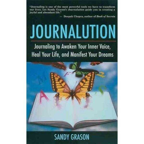 Journalution:Journaling to Awaken Your Inner Voice,Heal Your Life,and Manifest Your Dream | ADLE International