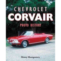 Chevrolet Corvair: Photo History (Photo History Series)