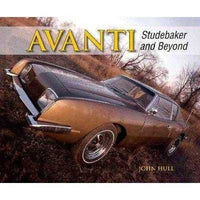 Avanti Studebaker and Beyond