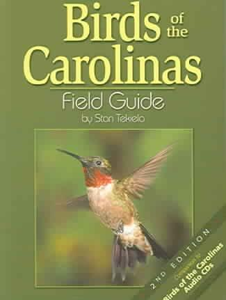Birds Of The Carolinas Field Guide