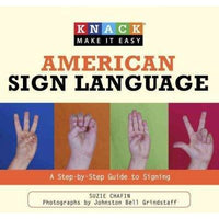 American Sign Language: A Step-by-Step Guide to Signing (Knack Make It Easy) | ADLE International