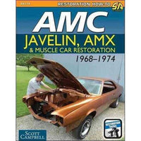Amc Muscle Car Restoration 1968-1974