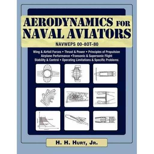 Aerodynamics for Naval Aviators: NAVWEPS 00-80T-80 | ADLE International